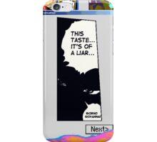 Bucellati 1086 iPhone Case/Skin