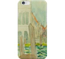 S.Marculo stop 8am Monday iPhone Case/Skin