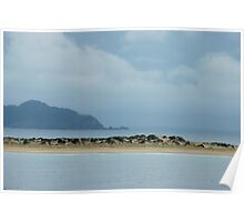 Fingal Bay Spit - NSW Poster