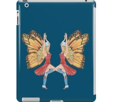 I Wanna Be A Cowgirl! iPad Case/Skin