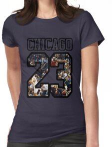 Jordan - No.23 Womens Fitted T-Shirt