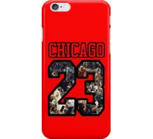 Jordan - No.23 iPhone Case/Skin
