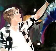 Justin Bieber- Concert by anachingromance