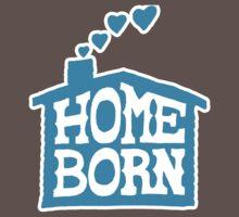 Home Born - Blue Kids Clothes