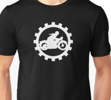 Vintage Motorcycle poster..... Unisex T-Shirt
