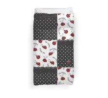 Ladybug Entwined Duvet Cover
