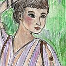 Sabina( Patrician Lady Of Ancient Rome) by RobynLee