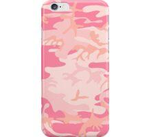 PINK CAMO! iPhone Case/Skin