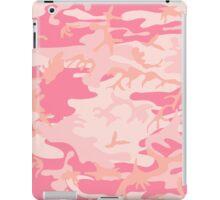 PINK CAMO! iPad Case/Skin
