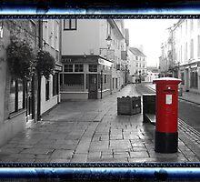 Time Travel Postbox by DonDavisUK