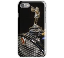 1930 Cadillac Hood Ornament iPhone Case/Skin