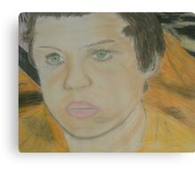 Brock Canvas Print