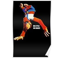 Lanky Kong Poster
