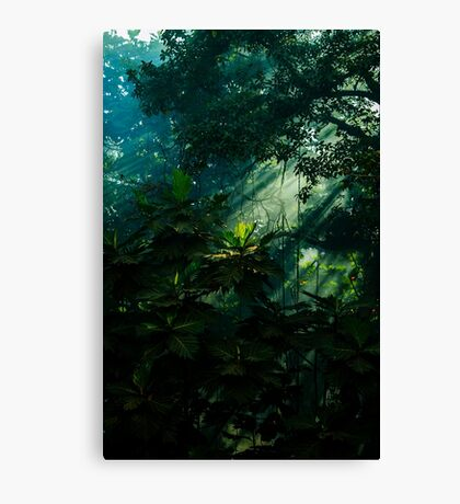 Urban Nature Canvas Print