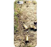 War In Nature iPhone Case/Skin