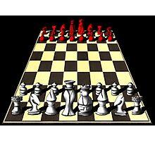 Chess Photographic Print