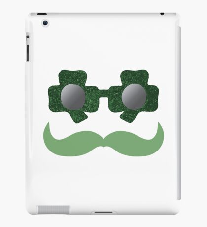 Cool Clover iPad Case/Skin