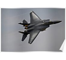 F-15E Strike Eagle Poster