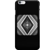 Grayscale Colored Pencils iPhone Case/Skin