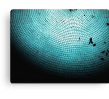 The Tile Canvas Print