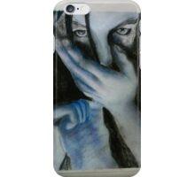 Scribbled Musings iPhone Case/Skin