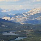 Jasper Alberta by HighHeadArtwork