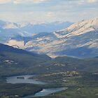 Jasper Alberta by HighHeadArtwork