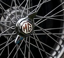 MG Wheel by dlhedberg