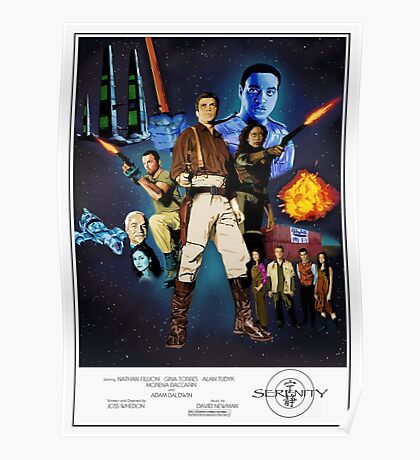 Serenity: The Alliance Strikes Back Poster