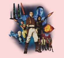 Serenity: The Alliance Strikes Back Kids Clothes