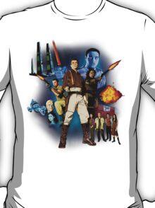 Serenity: The Alliance Strikes Back T-Shirt