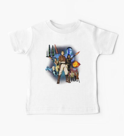 Serenity: The Alliance Strikes Back Baby Tee