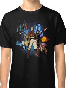 Serenity: The Alliance Strikes Back Classic T-Shirt