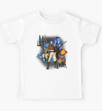 Serenity: The Alliance Strikes Back Kids Tee