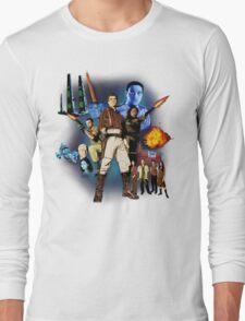 Serenity: The Alliance Strikes Back Long Sleeve T-Shirt