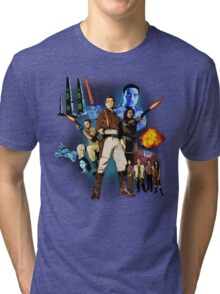 Serenity: The Alliance Strikes Back Tri-blend T-Shirt