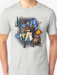 Serenity: The Alliance Strikes Back T-Shirt