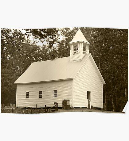 Primitive Baptist Church Poster