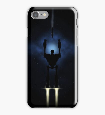 The Giant's Last Act iPhone Case/Skin