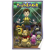 Poohkemon Poster