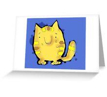 terris Greeting Card