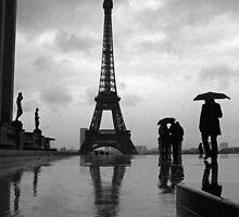 Eiffel Pluvieux by Raúl  Ortiz de Lejarazu Machin