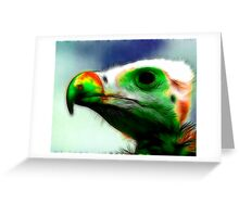 Green Giant Greeting Card