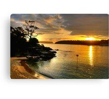 Glory - Balmoral Beach - The HDR Series Canvas Print