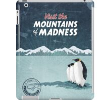 Visit the Mountains of Madness iPad Case/Skin