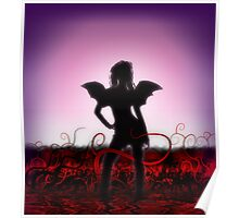 The Gothic Angel  Poster
