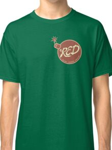 Red Team - Reliable Excavation Demolition Classic T-Shirt