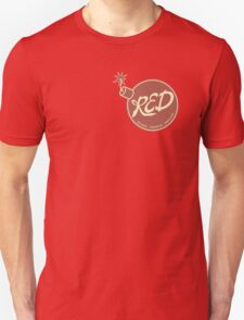 Red Team - Reliable Excavation Demolition T-Shirt