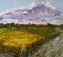 Field Path by Claudia Hansen