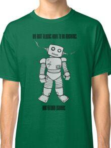 Robot Machines Classic T-Shirt
